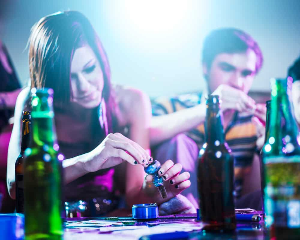 Substance Abuse and Adolescent Brain Development